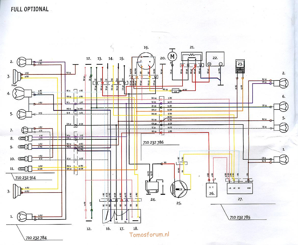Harley Davidson Motorcycles Engine Size Chart moreover How To Brake Light Stop Switch Benz furthermore Kymco Wiring Diagram together with Grounding Wire Location Help Please 10069 also Gy6 125cc 150cc 152qmi 152qmj 157qmi 157qmj Performance. on tomos wiring diagram